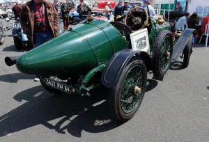 Sunbeam 1912 Coupe de l'Auto Replica 2