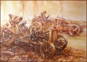 'Le Premier Grand Prix 1906' Gabriel sur LD par F.Gordon Crosby