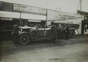 rollans-pilain-pud-ld1924-300x212 Lorraine Dietrich aux 24 h du Mans 1924 Lorraine Dietrich aux 24 h du Mans 1924