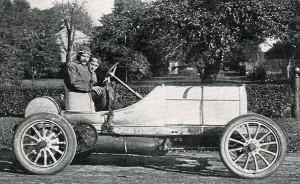 Mercedes-Simplex Course 7500cc 1906 William Luttgen pour la coupe Vanderbilt