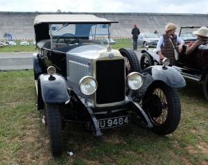 Vauxhall 14-40 1926 1