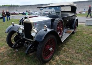 Vauxhall-14-40-1926-2-300x211 Vauxhall 14/40 LM de 1926 Cyclecar / Grand-Sport / Bitza Divers Voitures étrangères avant guerre