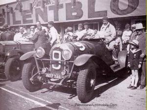 ld-1931-1-300x224 Lorraine Dietrich aux 24h du Mans 1931 Lorraine Dietrich Lorraine Dietrich aux 24h du Mans 1931