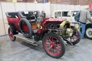 DE DION BOUTON 14 CV TYPE CS 2 1911 4