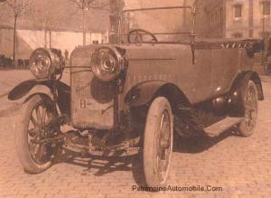 Hispano-T24-300x219 Hispano Suiza T24 de 1914 Divers Voitures françaises avant-guerre