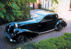Bugatti Type 57 Ventoux Labourdette Vutotal