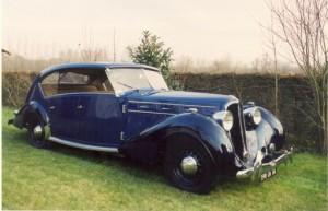 Delahaye 148 L (20 ch). 1937