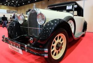 Talbot 11 six 1929 4