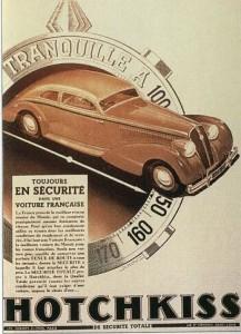 hotchkiss 1938 cote d'azur