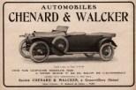 Chenard et Walcker 1920 15-18cv 9