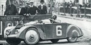 Chenard et Walcker 1926 tank Y