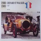 Chenard-et-Walcker-7-300x297 Chenard et Walcker Type P de 1908 Divers Voitures françaises avant-guerre