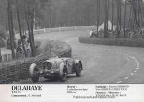 Delahaye-135-aux-24h-dumans-1938-2-300x213 Delahaye 135 Coach Autobineau de 1935 Divers Voitures françaises avant-guerre