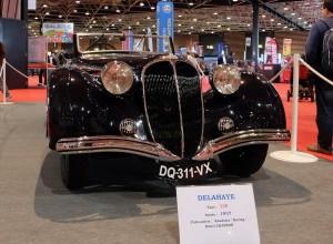Delahaye 135 cabrio Chapron de 1937 1