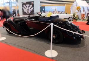 Delahaye 135 cabrio Chapron de 1937 5