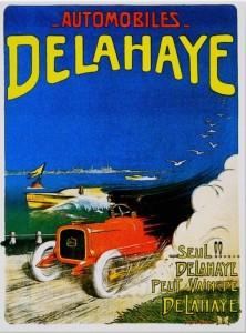 Delahaye Type pub