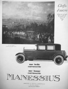 manessius voisin 1927 1