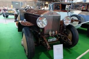 6-RR-Phantom-1-1926-3-300x200 Retrospective Rolls-Royce Divers Voitures étrangères avant guerre