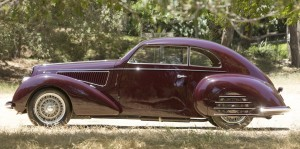 Alfa Romeo 6C 2300B berlinette 1937 2
