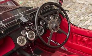 Aston Martin Le Mans 1½-Litre 2ème série de châssis long 'Tourer' 1933 4