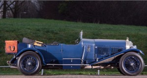 Bentley 6,5 L Tourer Vanden Plas 1926 2