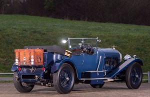 Bentley 6,5 L Tourer Vanden Plas 1926 3
