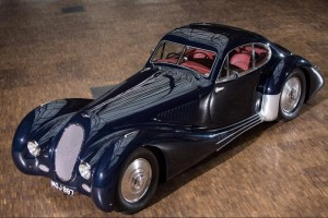 Bentley Petersen 6½-Litre 'Dartmoor' coupé 1951 1