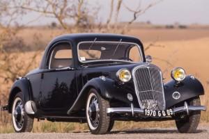 Citroën Traction 7C coupé 1935 1