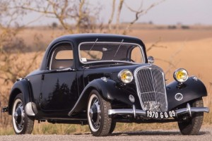 Citroën Traction 7C coupé 1935 1