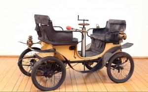 De Dion-Bouton Vis-à-vis Type D 1899 1