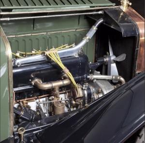 Delage D6 tourer Labourdette 1915 4
