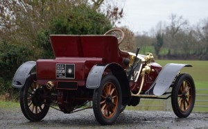Sizaire & Naudin Type F1 8 HP Sport 1908 3