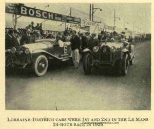 motor-sport-1927-photo-3-300x251 Les Grandes Marques de Course, Lorraine Dietrich dans MotorSport de nov.1927 Lorraine Dietrich dans MotorSport