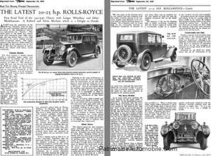 rolls_royce_1931-the_motor_september_2_id1599-300x222 Retrospective Rolls-Royce Divers Voitures étrangères avant guerre