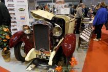 Salmson S4 Cabriolet 1931 à Rétromobile 2016