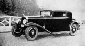 HISPANO SUIZA 1931 JUNIOR-26cv-Cabriole1931-32