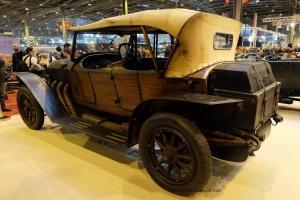 Mercedes-2895-Phaetin-1914-10-300x200 Mercedes 28/95 de 1914 à Rétromobile Divers