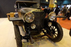 Mercedes 2895 Phaetin 1914 3
