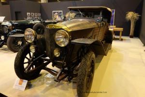 Mercedes-2895-Phaetin-1914-4-300x200 Mercedes 28/95 de 1914 à Rétromobile Divers