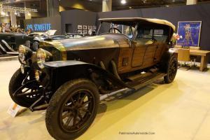 Mercedes-2895-Phaetin-1914-5-300x200 Mercedes 28/95 de 1914 à Rétromobile Divers