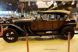 Mercedes-2895-Phaetin-1914-6-300x200 Mercedes 28/95 de 1914 à Rétromobile Divers