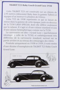 """Talbot-T23-Baby-1938-1-200x300 Talbot Lago T23 Baby Coach """"Grand Luxe"""" 1938 Divers Voitures françaises avant-guerre"""