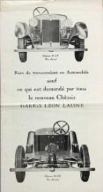 hll-162x300 Harris Léon Laisne de 1931 Divers Voitures françaises avant-guerre