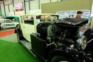 C23 de 1931 char 3L 17cv coach usine chassis normal (10)