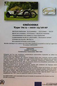 """Gregoire-Type-70-4-1910-1-2-200x300 Les """"Teuf-Teuf"""" à Rétromobile (De Dion-Bouton, Richard Brasier, Corre, Brouhot, Grégoire, Renault) Divers Voitures françaises avant-guerre"""