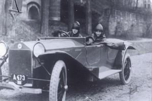 Lancia Labda Greta Garbo 1924