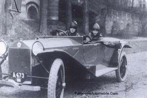 Lancia-Labda-Greta-Garbo-1924-300x200 Lancia Lambda Torpédo 1923 Divers Voitures étrangères avant guerre