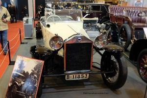 Lancia-Lambda-série-1-1923-2-300x200 Lancia Lambda Torpédo 1923 Divers Voitures étrangères avant guerre