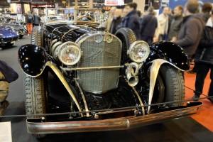 Mercedes 26-120-180 S-TypeSaoutchik Roadster 1928 6