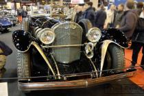 Merdedes 680 S de 1928 par Saoutchik